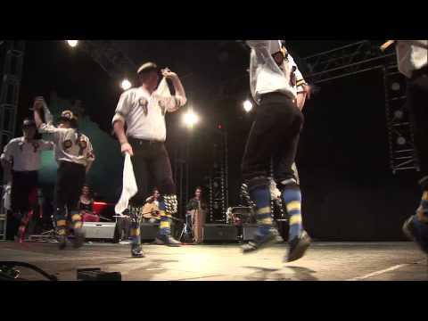 Global Dance Project, full show, Shrewsbury Folk Festival 2012