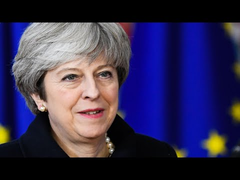 Theresa May hails 'important step' in Brexit negotiations