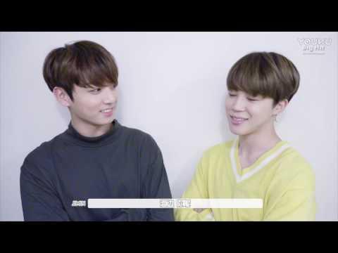 BTS防彈少年團-[#放不下中文會話] 暑假的打開方式