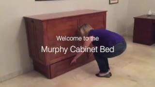 Opening And Closing The Murphy Cabinet By Night U0026 Day Furniture