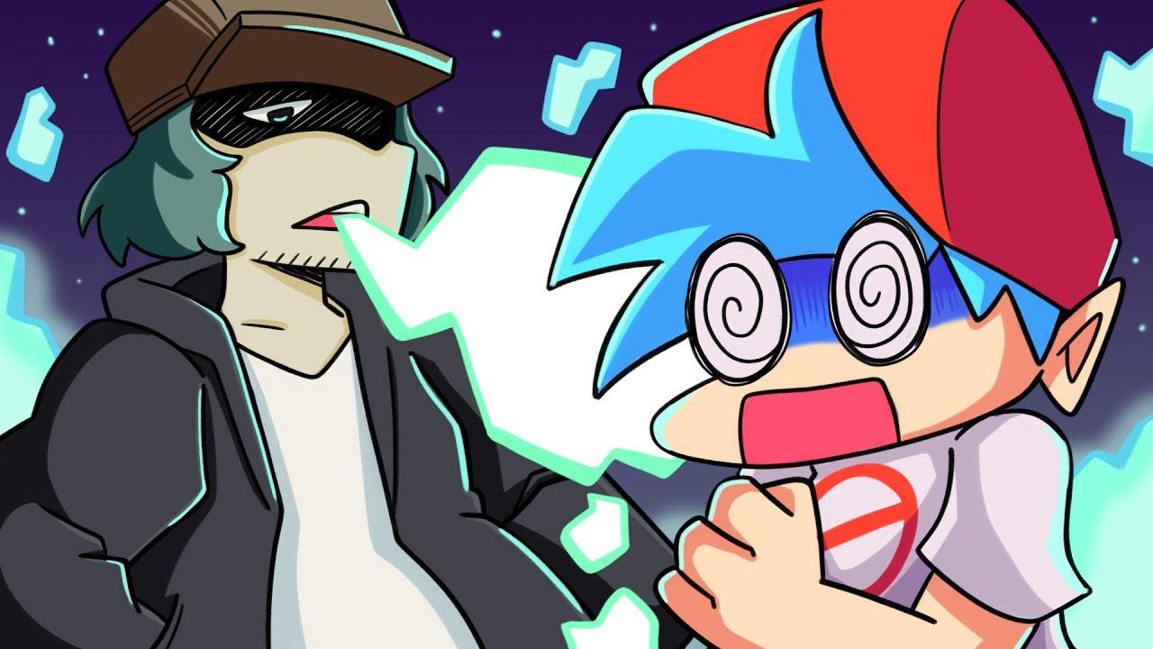 Download GARCELLO, TABI & KAPI?! Friday Night Funkin' Logic   Cartoon Animation