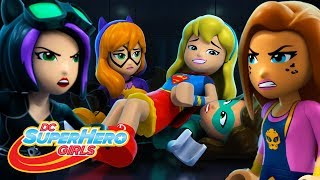 LEGO DC Super Hero Girls: Super Villain High | First 10 Minutes | DC Super Hero Girls