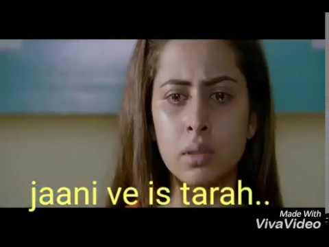 Menu Aadat Pe Gyi Teri Kaun Hoyega Ammy Virk, Sargun Mehta Whatsapp Status