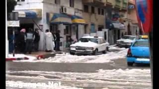 Repeat youtube video تساقط الثلوج بمدينة أزغنغان