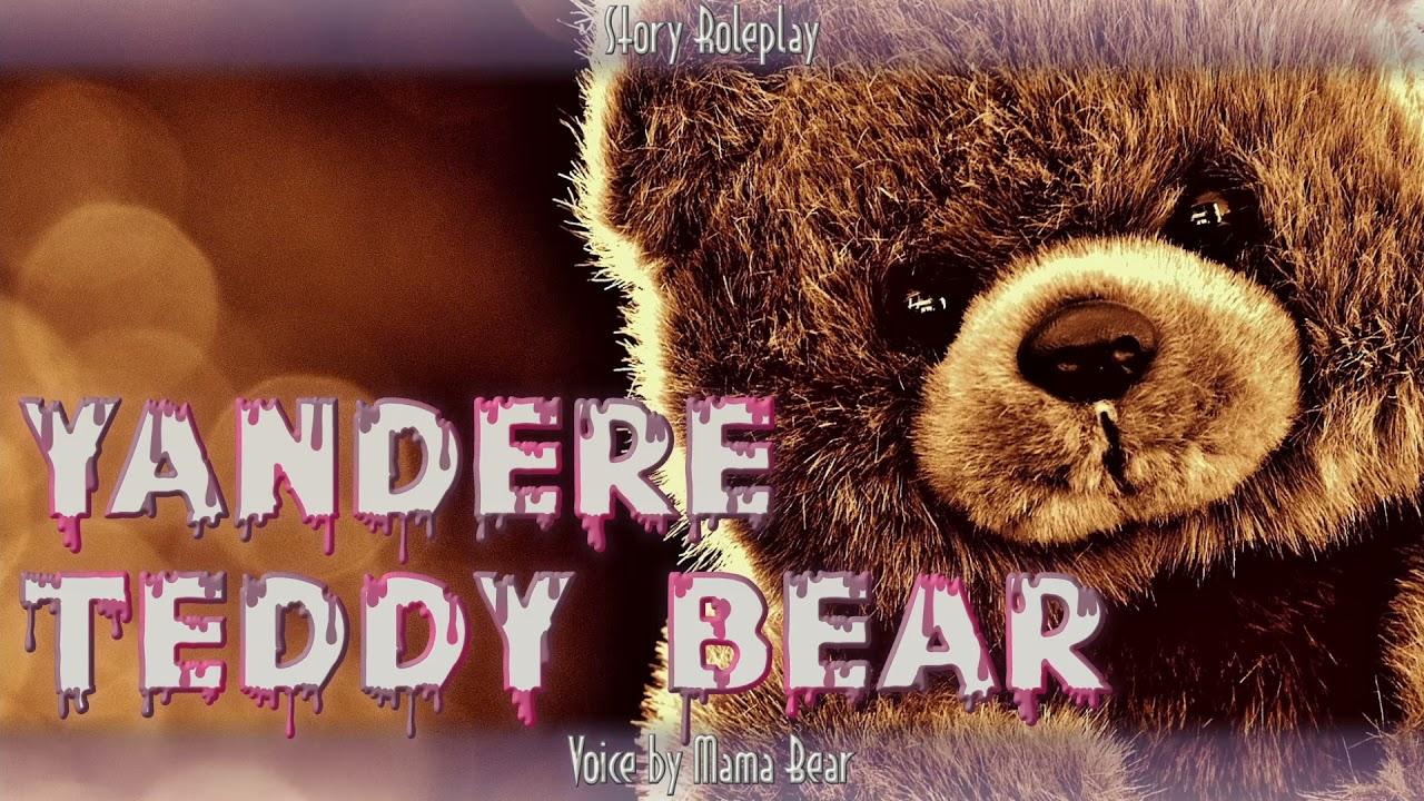 Yandere Teddy Bear[F4A][RP][Kidnapped][Transform]