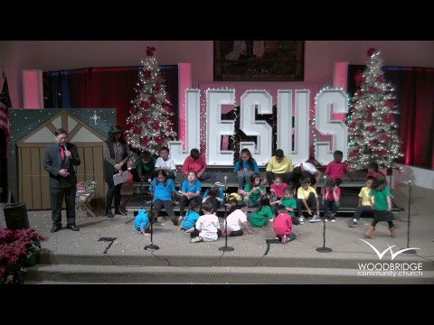 Woodbridge Church Children's Christmas Musical