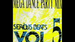 Serious Beats Vol 5 Mega Dance Party Mix 1992