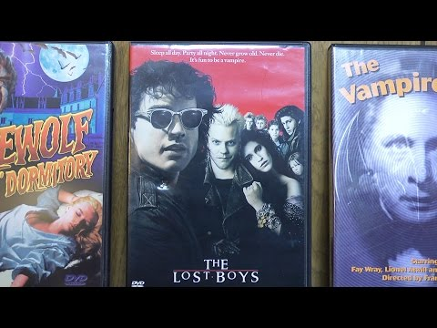 The Lost Boys (1987) Monster Madness X movie review #13
