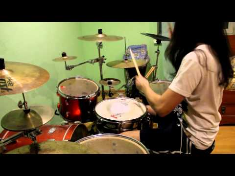 Stas Chernov || Avenged Sevenfold - Welcome To The Family (drum Cover) Zoom H6