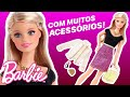 BONECA BARBIE STYLE LOOK DO DIA (GLAM NIGHT) | BARBIE BOY MAIDERSON