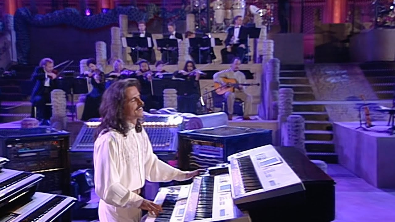 Yanni Southern Exposure The Tribute Concerts 1080p Digitally Remastered Restored Youtube