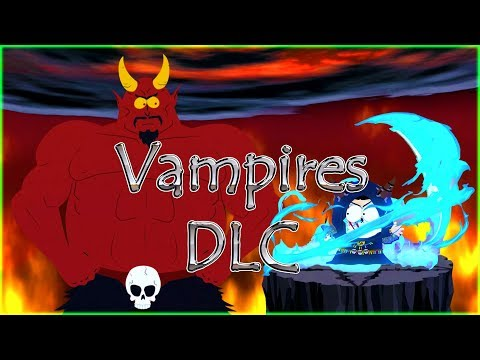 South Park The Fractured But Whole DLC - Casa Bonita and Vampires