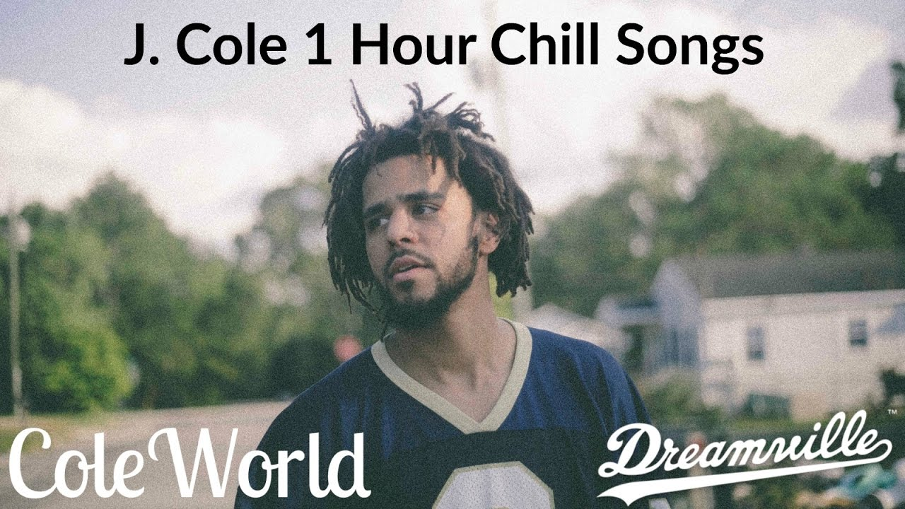 J cole 1 hour of chill songs youtube j cole 1 hour of chill songs ccuart Images