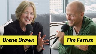 Tim Ferriss and Brené Brown on Developing Self-Awareness