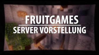 FruitGames.NET | Minecraft Server - Vorstellung | German