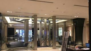 東京ホテル:コートヤード銀座 抜群のロケーションと設備 Tokyo Hotel Review Courtyard Ginza