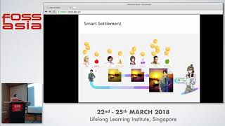 "Reinventing the ""Like"" - Rewarding contents with Proof of Creativity - Kin Ko -FOSSASIA 2018"