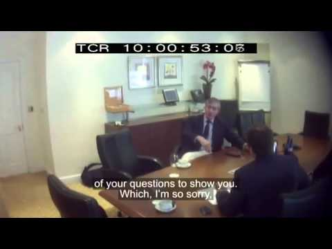 Cash for Questions Undercover. Clip One