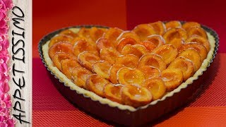 Пирог с абрикосами из хрустящего песочного теста /Apricot Crust Pie