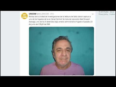 Asuntos Internos retiró cámaras de Cárcel Central un día antes de fugarse Morabito