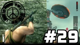 Metal Gear Solid Peace Walker HD W/ Commentary P.29 - That Hurt...MY FEELINGS!