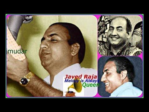 RAFI SAHAB-Film-SHADI KI RAAT-[1950]-Wo To Chutki Mein Dil Le Ke-[Rarest Gem-Best Audio]
