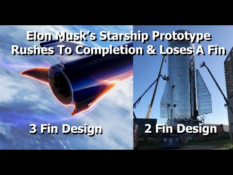 New Details Revealed About SpaceX's Stainless Steel Starship as Prototype Nears Completion