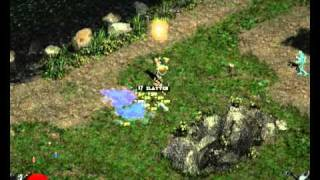 How go to secret cow level in Diablo II - TUTORIAL
