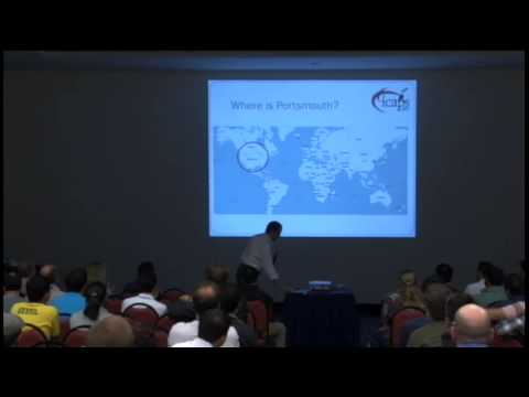 ICAPS 2012 Community Meeting Part 1