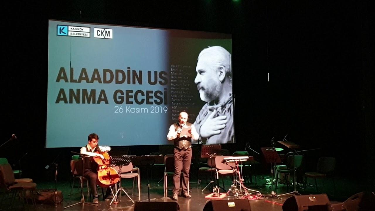 Alaaddin Us'un Anması (Yiğit Tuncay&Oskay Noyan)