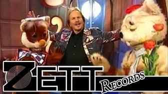 Alles Gute Zum Geburtstag - Frank Zander alias Fred Sonnenschein & Die Hamster