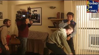 Go Behind the Scenes of The Foreigner - Jackie Chan