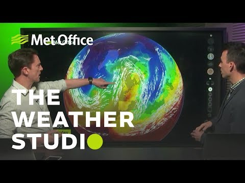 It's warming up! – The Weather Studio - 19/02/19