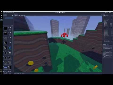 Godot Workflow Feedback and the New User Experience (for v3.0 alpha1)
