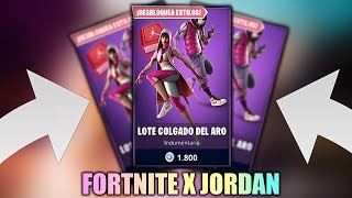 * * FORTNITE x JORDAN * * festa incrível com as novas SKINS FORTNITE 🔥 DollarGames 🔥