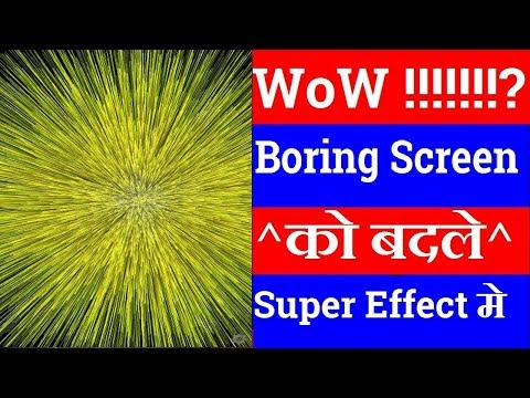 cool 5 effects of magic particles amazing live wallpaper for android