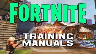 How To Get Training Manuals | Fortnite Information