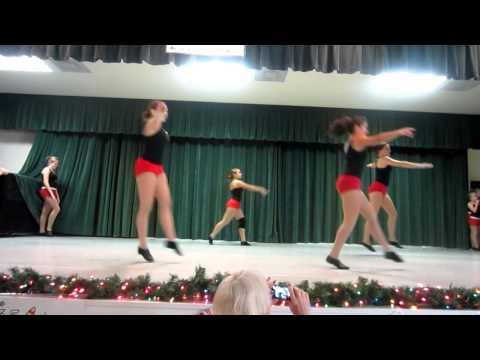 jingle bells (jazz dance)