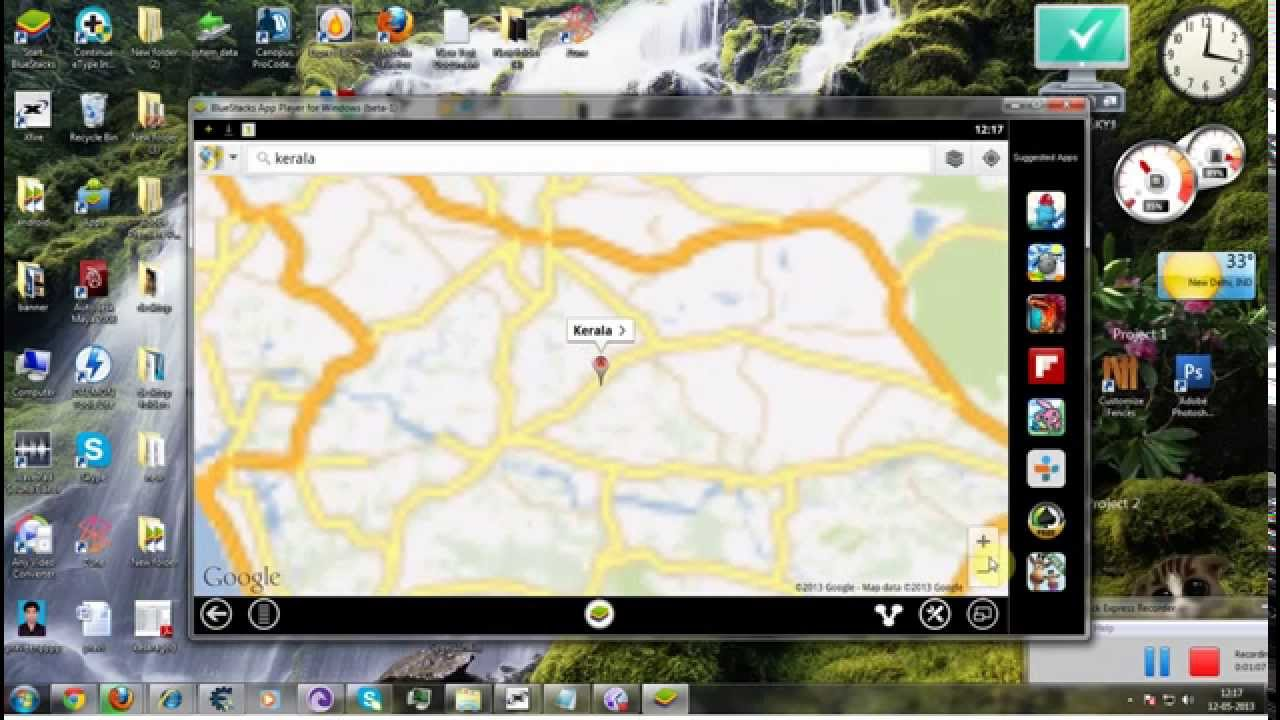 How to update google maps on pc
