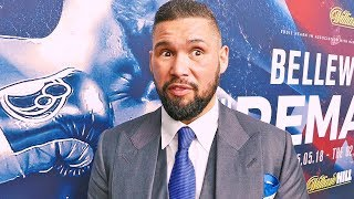 Why Tony Bellew chose boxing over porn acting | Bellew vs Haye Rematch