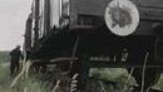 Elsa Fraulein SS -- Stopping the Train