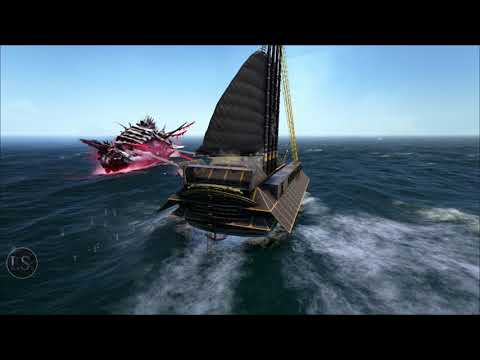 Atlas - Infiniti Squadron - Rum Runners