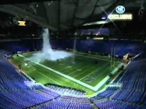 Vikings Amp Giants Game Moved As Metrodome Roof Collapses