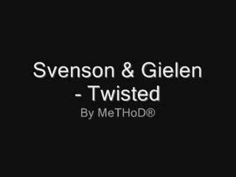 Svenson & Gielen - Twisted