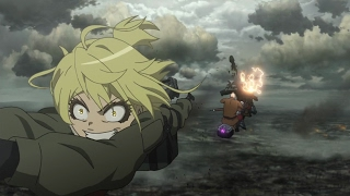 What everybody thought Youjo Senki was gonna be