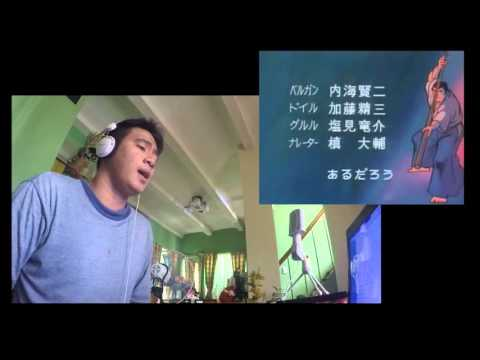 Voltes V Closing Theme - Chichi wo motomete (Pinoy singing)