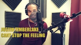 Justin Timberlake - Can't Stop The Feeling | A.D. Scott Cover (Bass Remix)