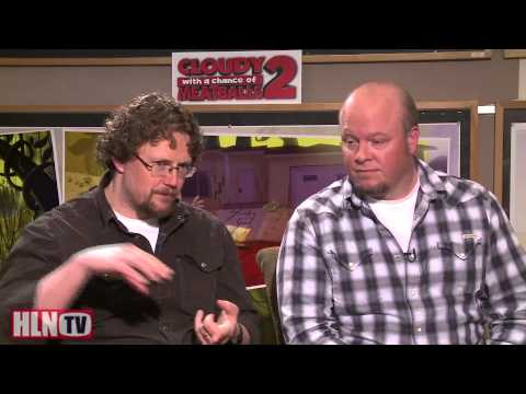 CLOUDY WITH A CHANCE OF MEATBALLS 2 interview: Kris Pearn & Cody Cameron Mp3