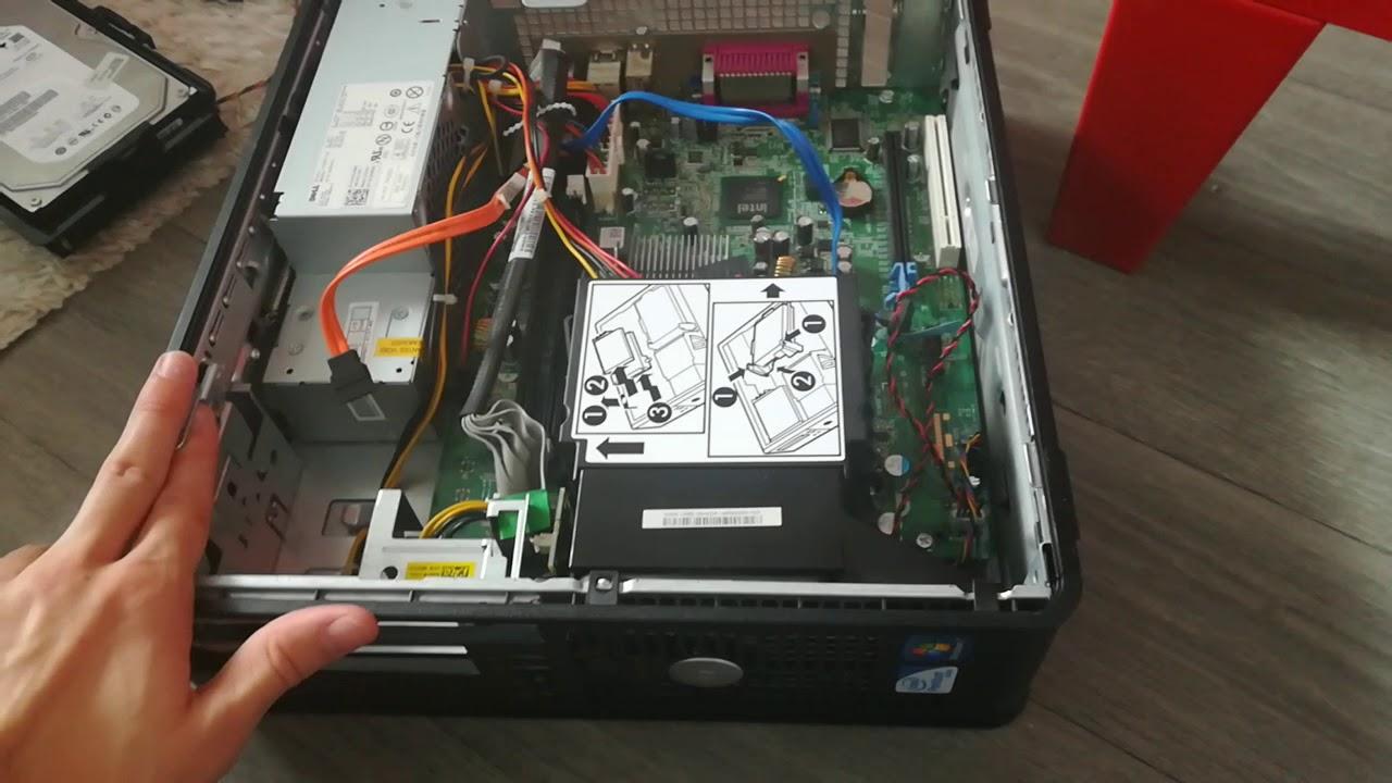 Achat Dell optiplex 380 ( présentation )