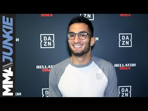 Bellator 206: Gegard Mousasi full pre-fight interview
